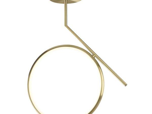 Подвесной светодиодный светильник Mantra Olimpia Oro 6583