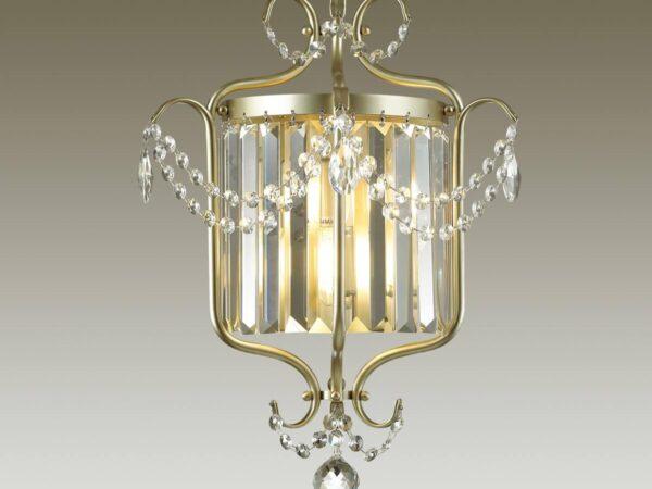 Настенный светильник Odeon Light Sharm 4686/2W