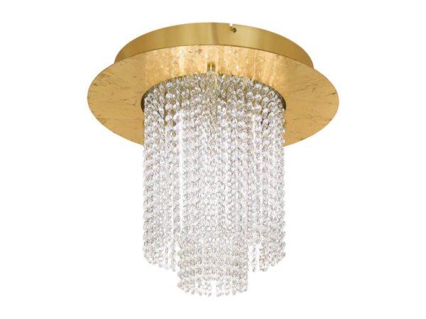 Потолочный светодиодный светильник Eglo Vilalones 39398