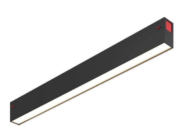 Трековый светодиодный светильник Denkirs DK8004-BK