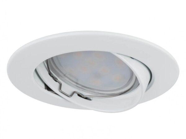 Встраиваемый светодиодный светильник Paulmann Coin 93977