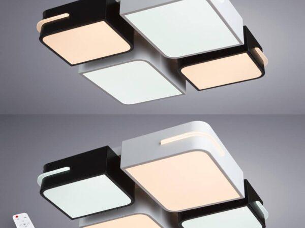 Потолочный светодиодный светильник Arte Lamp Multi-Piazza A8078PL-4WH