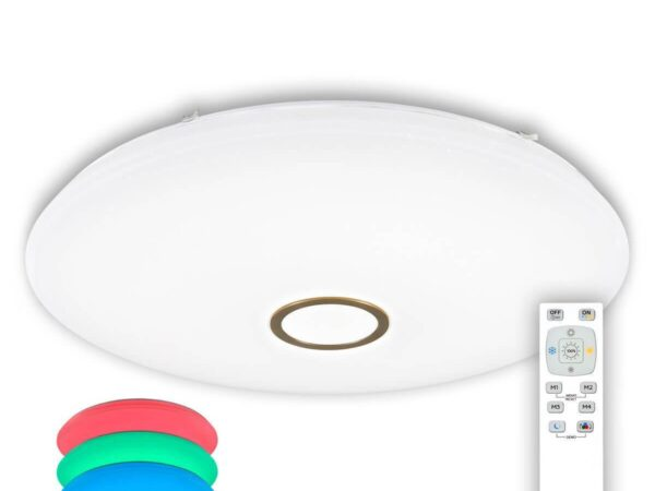 Потолочный светодиодный светильник Citilux СтарЛайт CL703203RGB