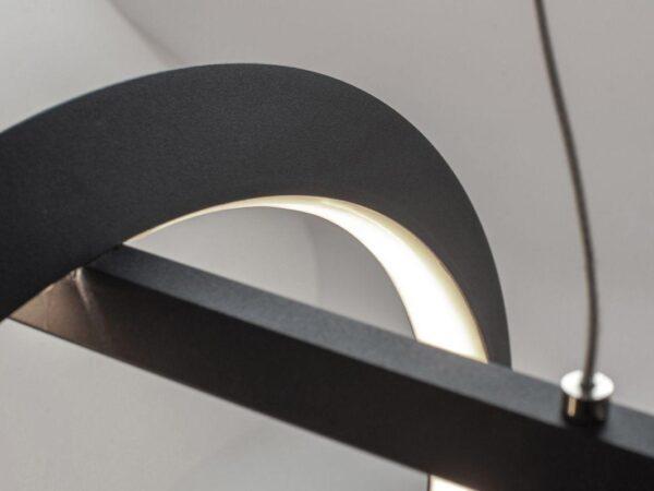 Подвесной светодиодный светильник Mantra Kitesurf 7143