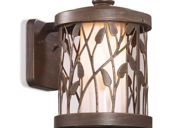 Уличный настенный светильник Odeon Light Lagra 2287/1W