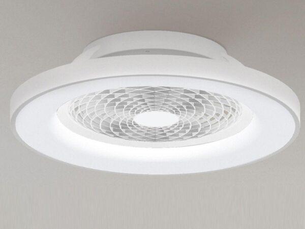 Потолочная светодиодная люстра-вентилятор Mantra Tibet 7123
