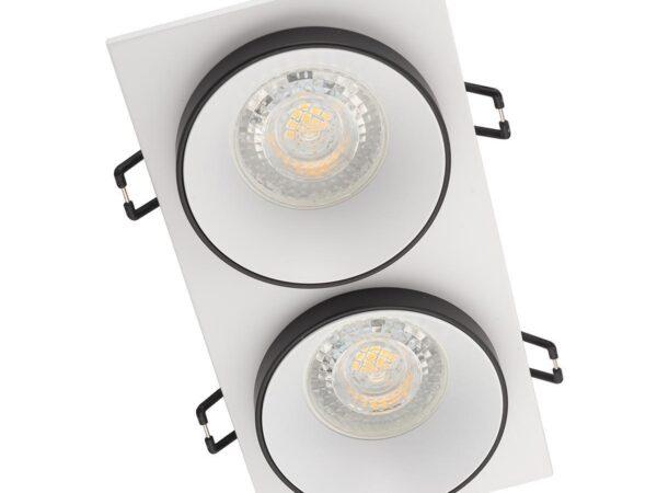 Встраиваемый светильник Denkirs DK2422-BK