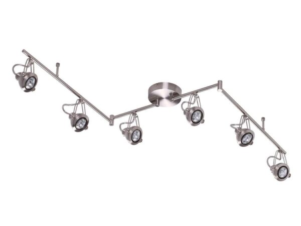 Трековая система Odeon Light Breta 3807/6C