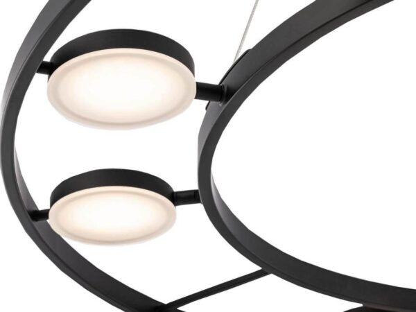 Подвесной светодиодный светильник Maytoni Fad MOD070PL-L63B3K