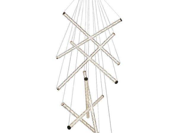 Подвесной светодиодный светильник Newport 15708/S М0060223
