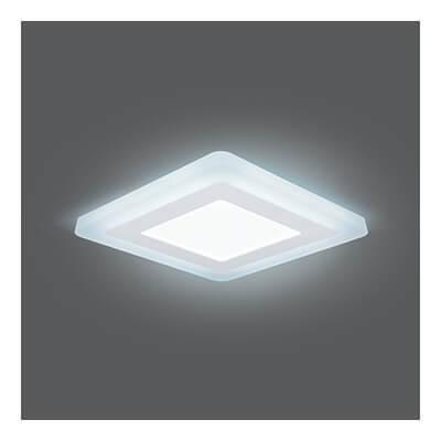 Встраиваемый светодиодный светильник Gauss Backlight BL123