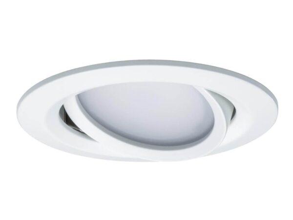 Встраиваемый светодиодный светильник Paulmann Premium SmartCoin BLE Tunable 93936