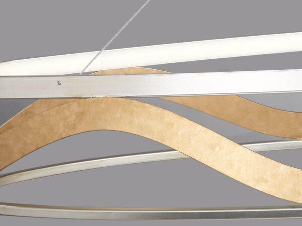 Подвесной светодиодный светильник Favourite Infinite 2499-9P