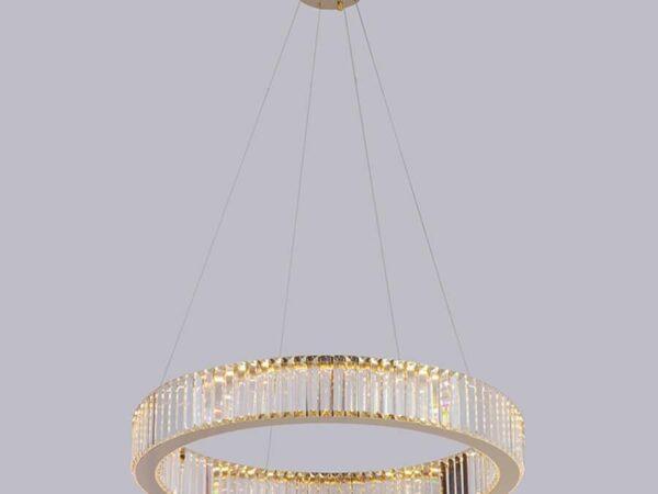 Подвесной светодиодный светильник Newport 8441/S gold new М0062812