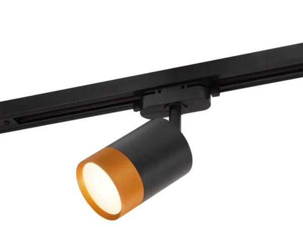 Трековый светодиодный светильник Denkirs DK6405-BG