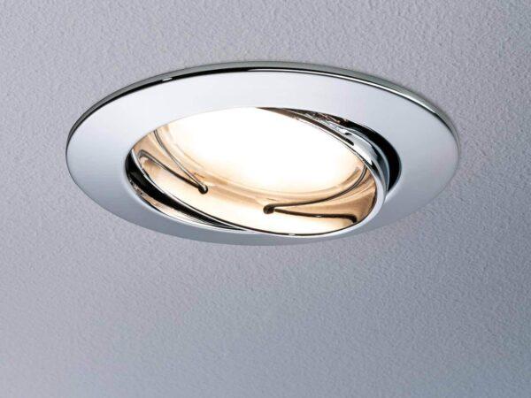 Встраиваемый светодиодный светильник Paulmann Coin 93981