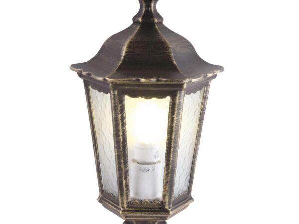 Уличный подвесной светильник Arte Lamp Portico A1809AL-1BN