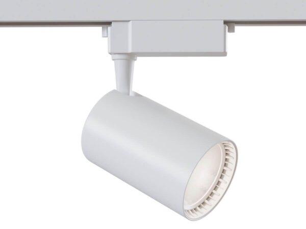 Трековый светодиодный светильник Maytoni Track TR003-1-17W3K-W
