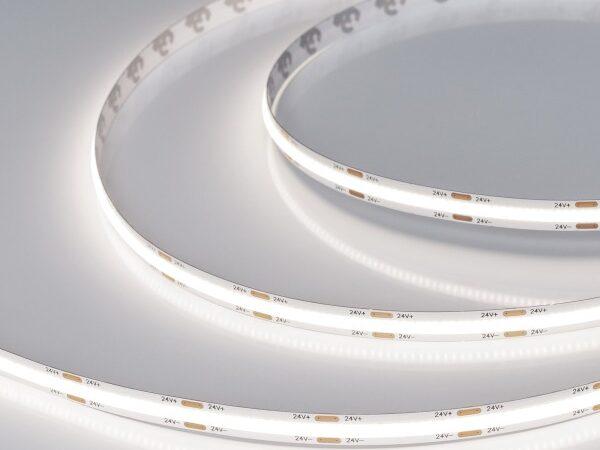 Светодиодная лента COB-X544-8mm 24V Day4000 (11.5 W/m, IP20, CSP, 5m) (ARL, -)